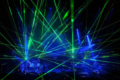 Laser - Fotos: The Australian Pink Floyd Show live in der SAP Arena in Mannheim