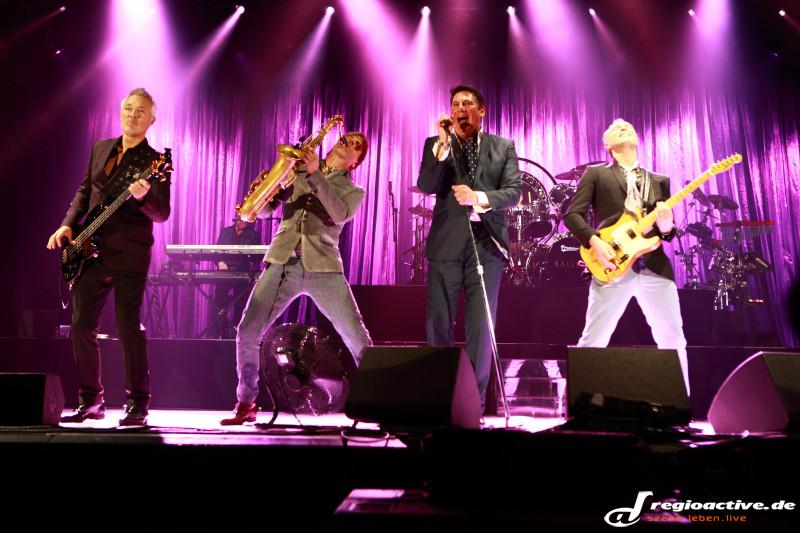 Spandau Ballet, am 18.04.2015 in Düsseldorf