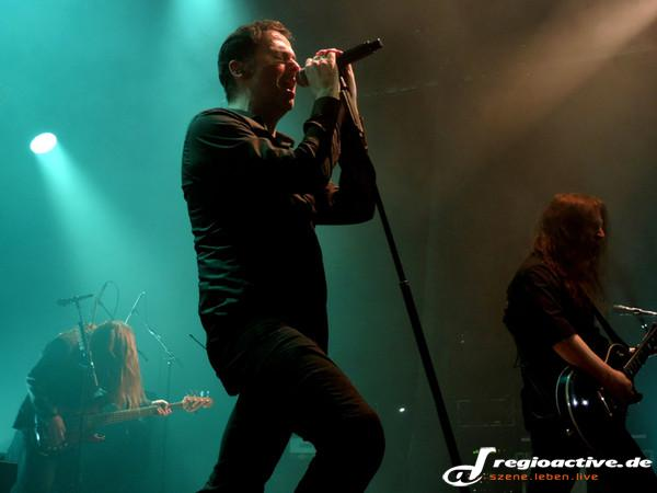 Feurig - Fotos: Blind Guardian live in der Stadthalle Offenbach