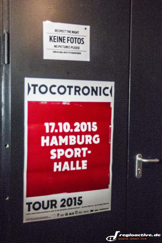 Tocotronic (live in Hamburg, 2015)